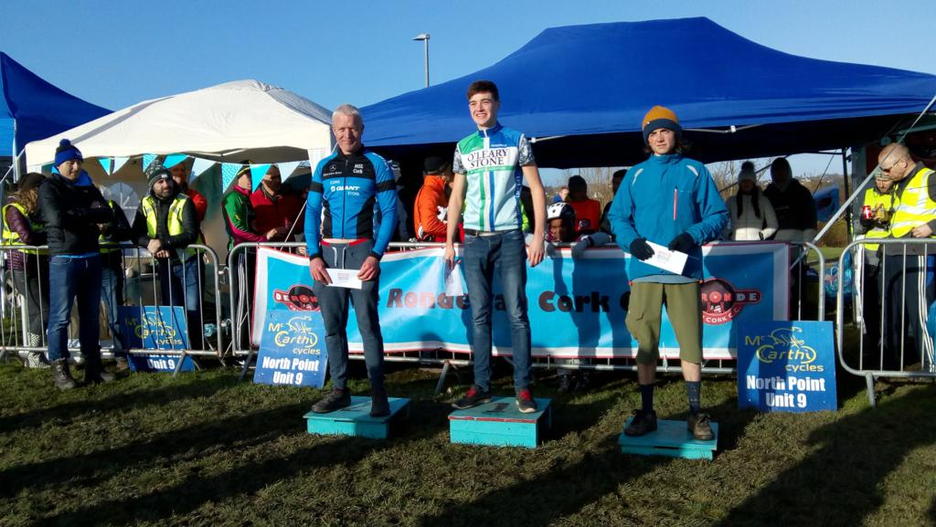 First cross race and a win