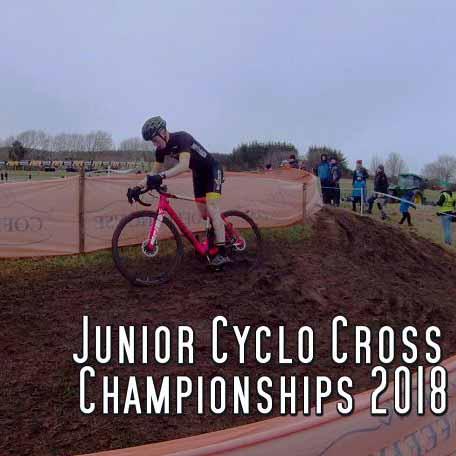 Irish National Junior Cyclo Cross Race 2018