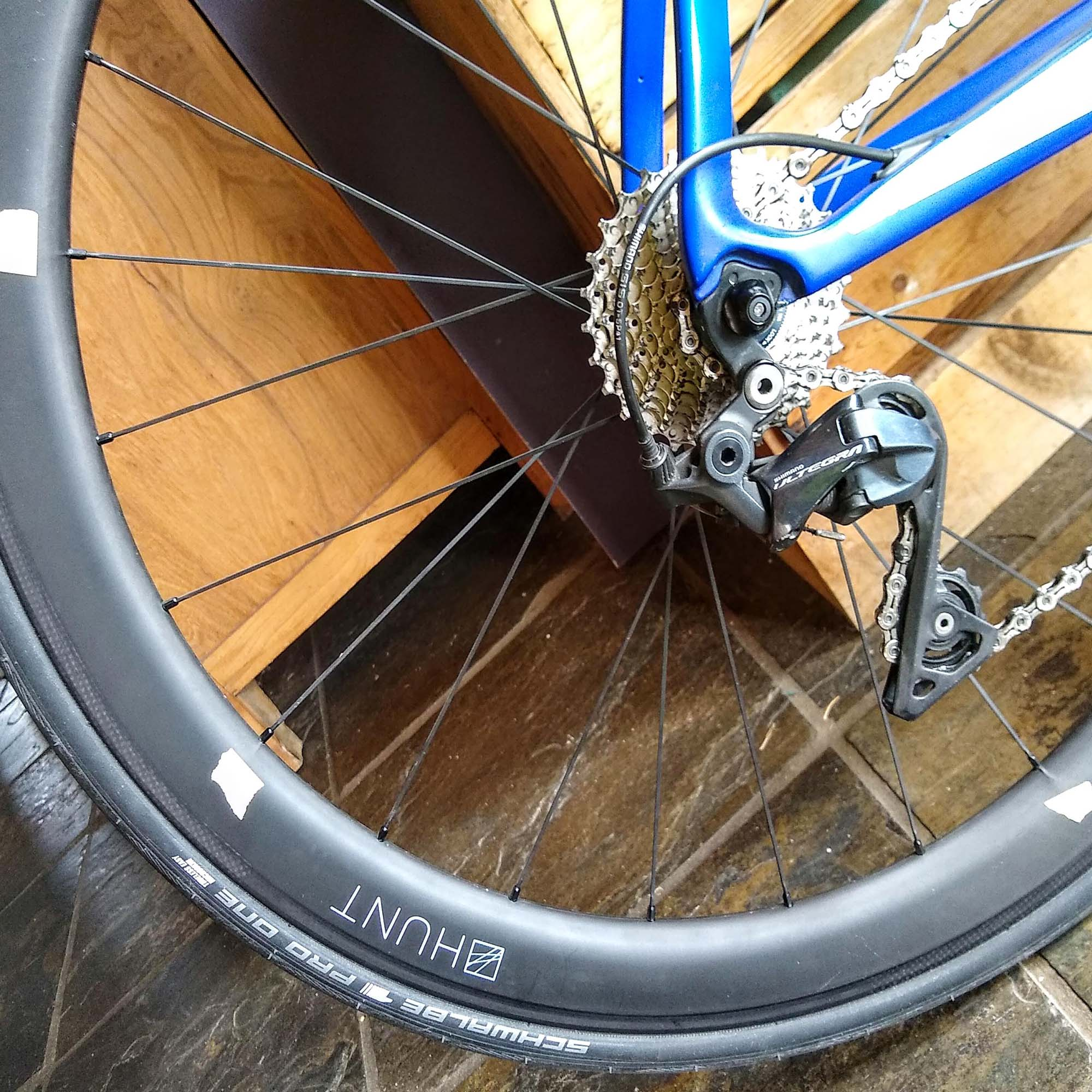 Hunt 50 Carbon wide aero wheels review